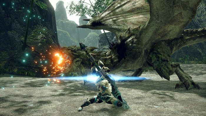 Monster Hunter Rise - Great Sword Hunter Silkbind Attack Power Sheathe