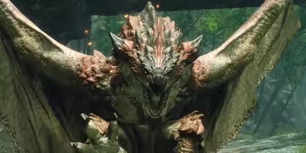 Monster Hunter Rise - Rathalos Monster
