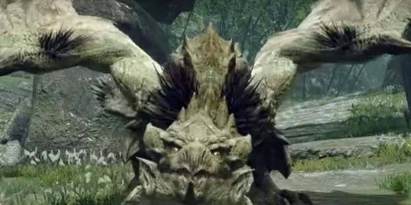 Monster Hunter Rise - Rathian Monster