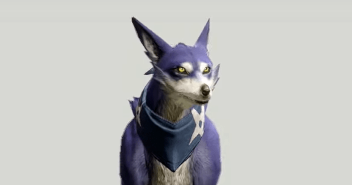 Monster Hunter Rise - Palamute Coat Furry Style 3