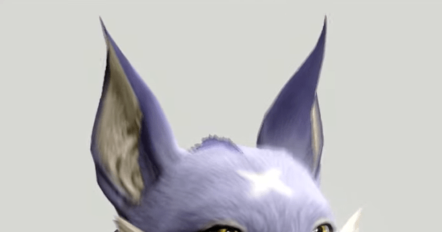 Monster Hunter Rise - Palamute Ear Style 3