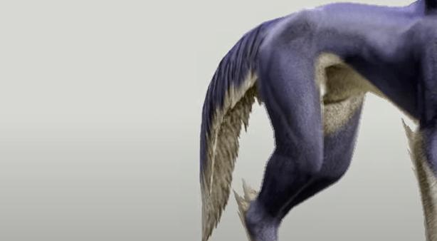 Monster Hunter Rise - Palamute Tail Style 3