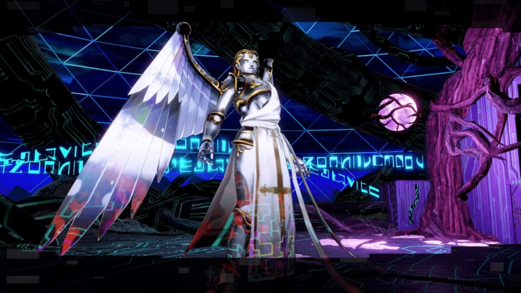 Persona 5 Strikers - Tree of Knowledge Powerful Shadow Shadow of God Metatron Mini-Boss Guide