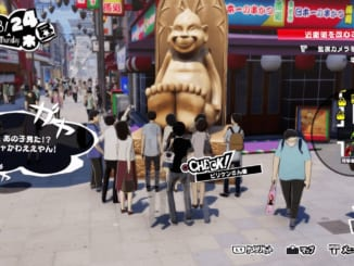 Persona 5 Strikers - Okinawa New World Billiken Statue