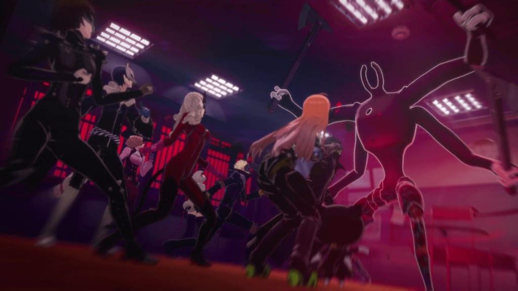 Persona 5 Strikers - Lock Keepers