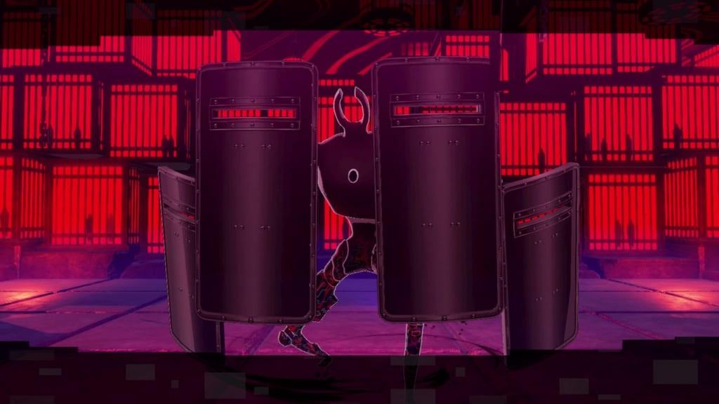Persona 5 Strikers - Sapporo Jail Lock Keeper Shields Mini-Boss Guide