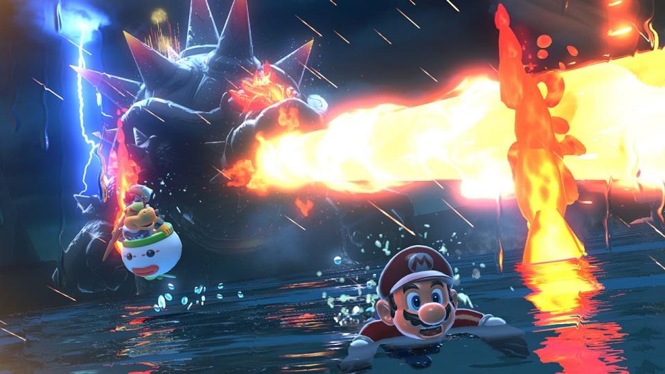 Super Mario 3D World + Bowser's Fury - Bowser's Fury