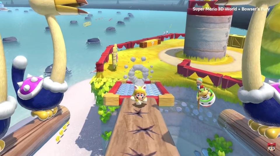 Super Mario 3D World + Bowser's Fury - Bowser Jr.