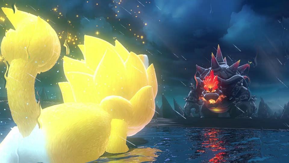 Super Mario 3D World + Bowser's Fury - Giga Cat Mario