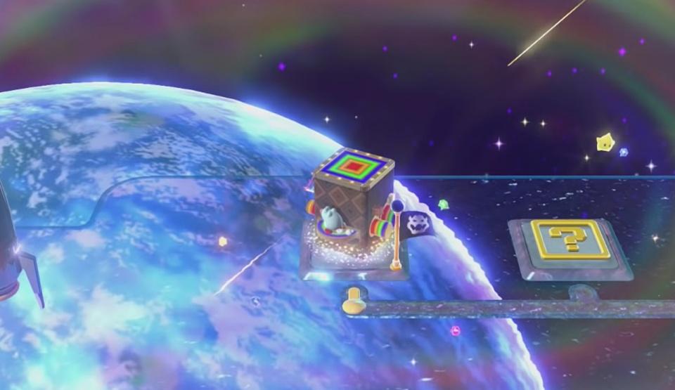 Super Mario 3D World + Bowser's Fury - Star World