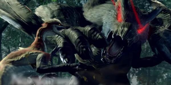 Monster Hunter Rise - Nargacuga Monster