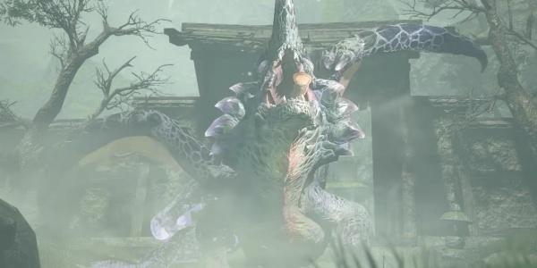 Monster Hunter Rise - Chameleos Monster