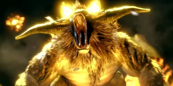 Monster Hunter Rise - Rajang Monster
