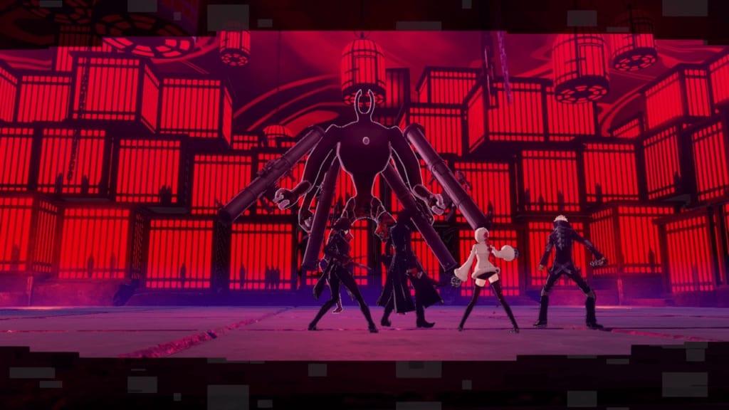 Persona 5 Strikers - Osaka Jail Lock Keeper Bazookas Mini-Boss Guide