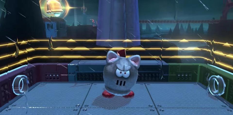 Super Mario 3D World + Bowser's Fury - Cat Prince Bully Boss