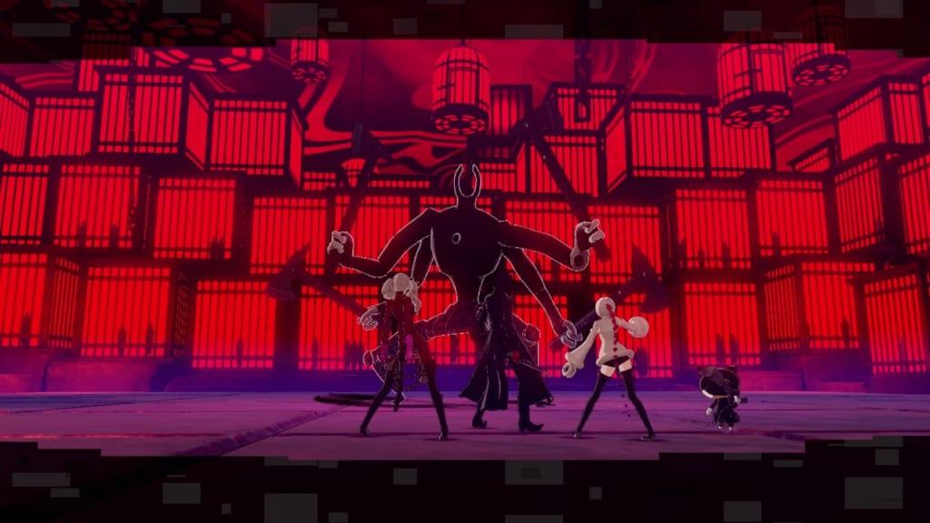 Persona 5 Strikers - Shibuya Jail Lock Keeper Axe Mini-Boss Guide