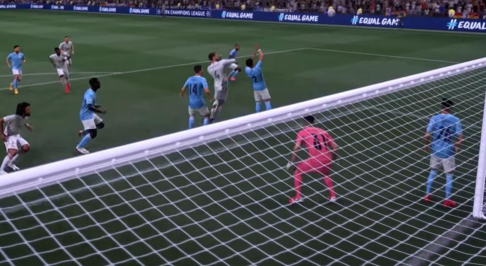 FIFA 21 - Flair Shot