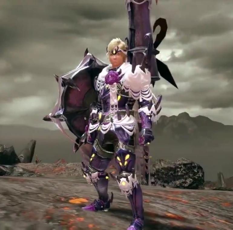 Monster Hunter Rise - Rakna-Kadaki Armor Set (Male)