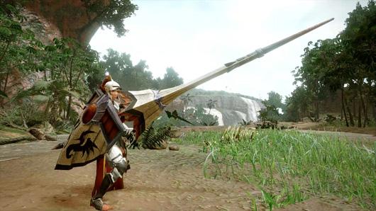 Monster Hunter Rise - Lance Hunter Best Weapons