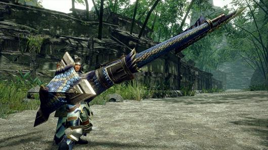 Monster Hunter Rise - Gunlance Recommended Skills