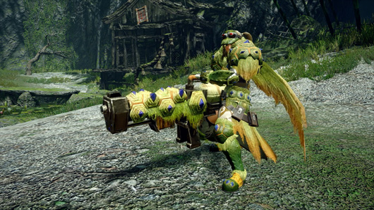 Monster Hunter Rise - Heavy Bowgun Weapon Recommended Skills
