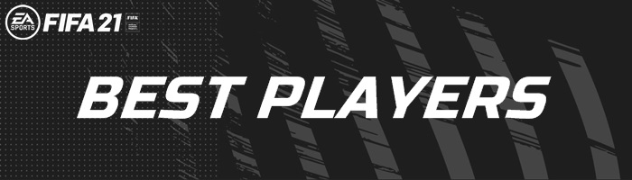 FIFA 2021 - Best Players Banner
