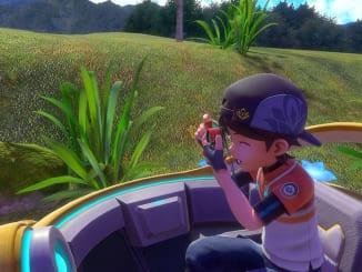 New Pokemon Snap - Lental Region