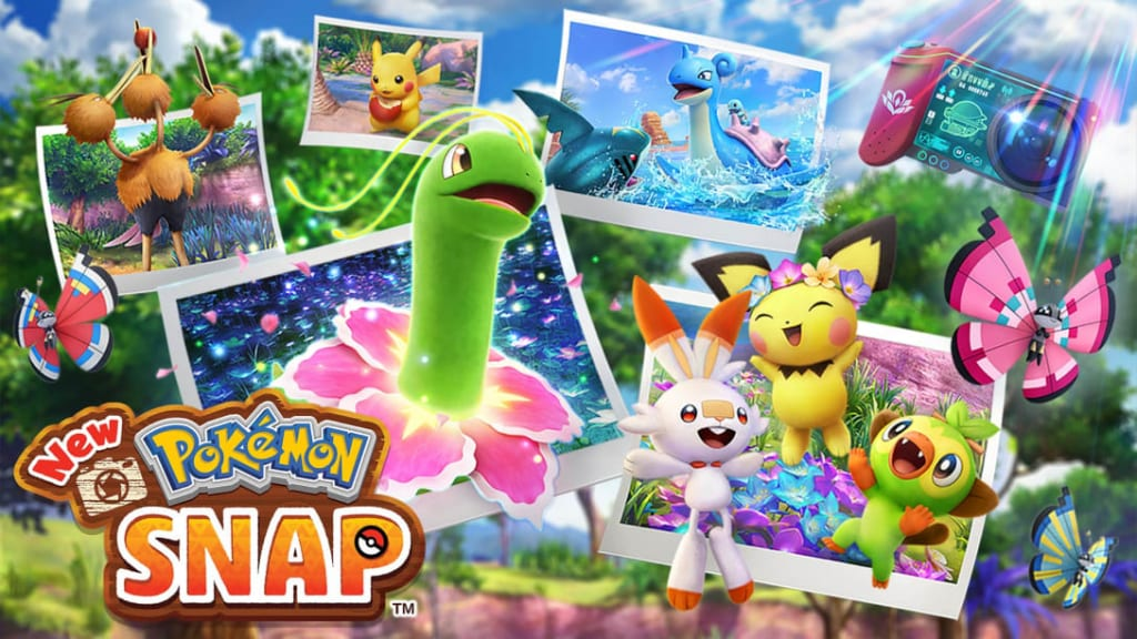 New Pokemon Snap - Walkthrough and Guide