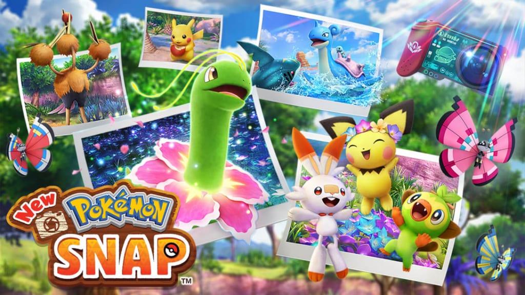 New Pokemon Snap - Photodex Guide