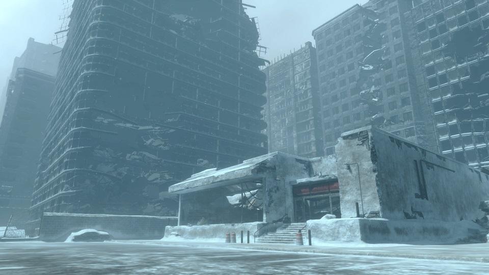 NieR Replicant Remaster - City Ruins
