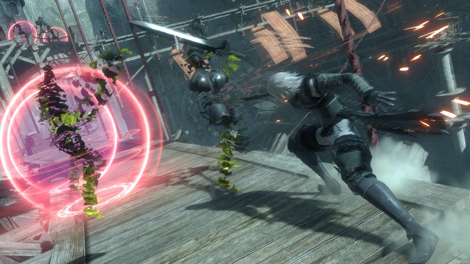 NieR Replicant Remaster - Status Effects Guide