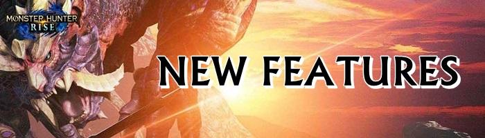 Monster Hunter Rise - News Features Banner