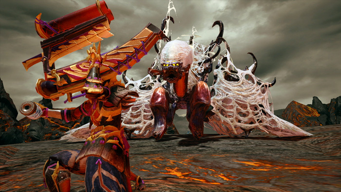 Monster Hunter Rise - Heavy Bowgun Hunter Silkbind Attack Counter Charger