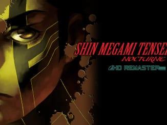 Shin Megami Tensei III: Nocturne HD Remaster - Walkthrough and Guide