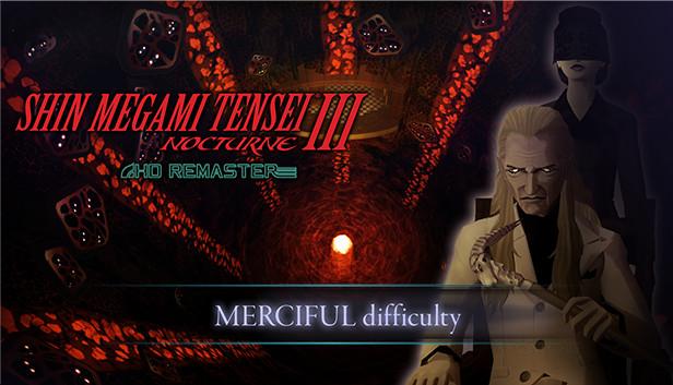 Shin Megami Tensei III: Nocturne HD Remaster - Merciful Difficulty DLC