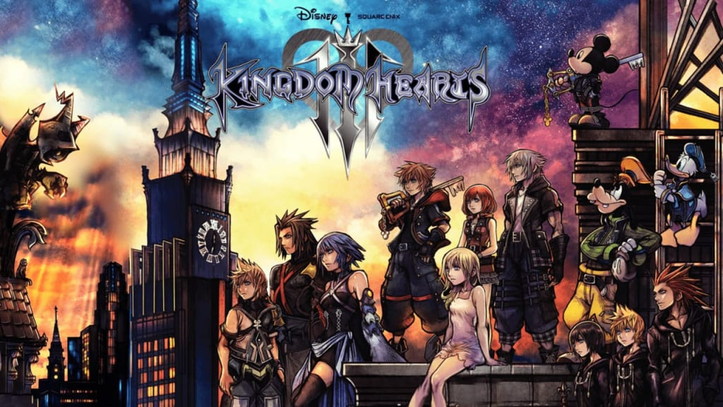 Kingdom Hearts 3 Re:Mind - Walkthrough and Guide
