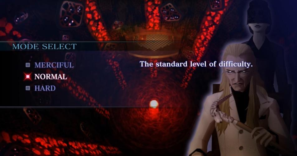 Shin Megami Tensei III: Nocturne HD Remaster - Game Difficulty