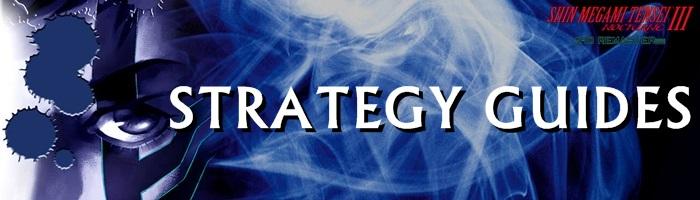 Shin Megami Tensei III: Nocturne HD Remaster - Strategy Guides