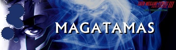 Shin Megami Tensei III: Nocturne HD Remaster - Magatamas