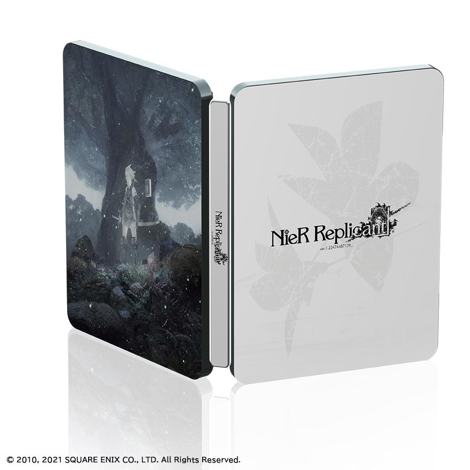 Nier Replicant Remaster - Steelbook Edition