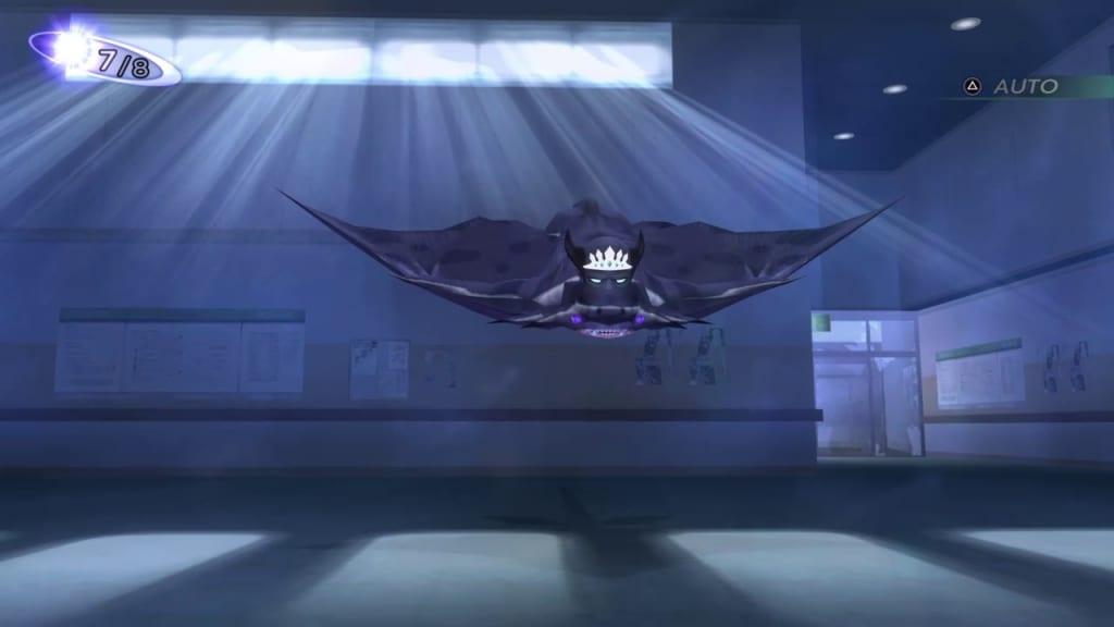 Shin Megami Tensei III: Nocturne HD Remaster - Forneus Boss