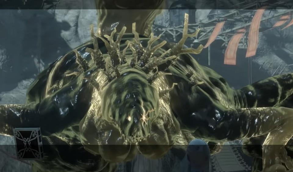 Nier Replicant Remaster - Hook (Second Encounter) Boss Guide