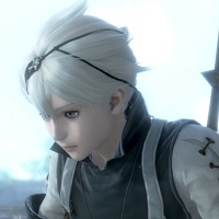 NieR Replicant Remaster - Nier (Young) Default Outfit