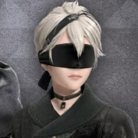 NieR Replicant Remaster - Nier (Young) Yorha Outfit