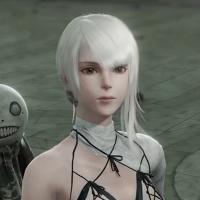 NieR Replicant Remaster - Kaine Default Outfit