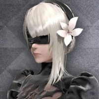 NieR Replicant Remaster - Kaine Yorha Outfit