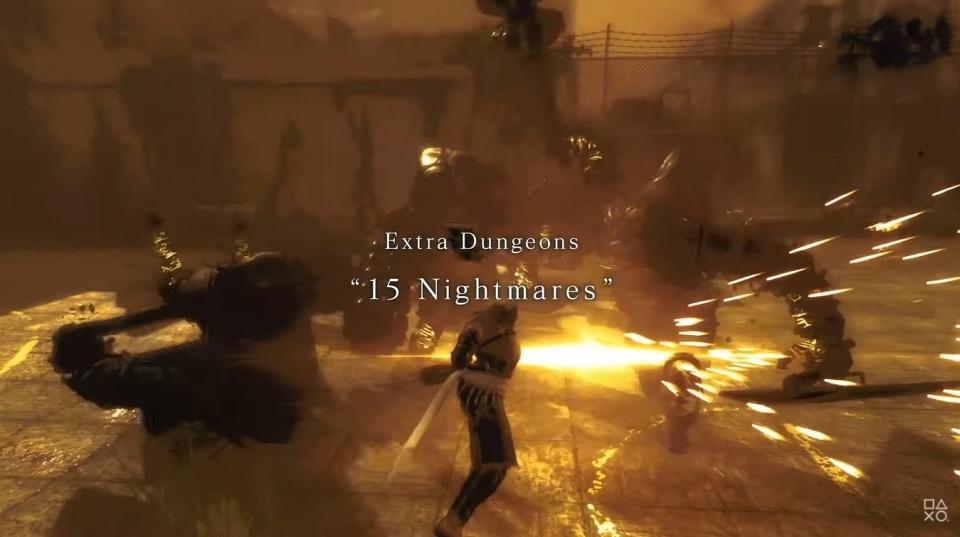Nier Replicant Remaster - 15 Nightmares Dungeons