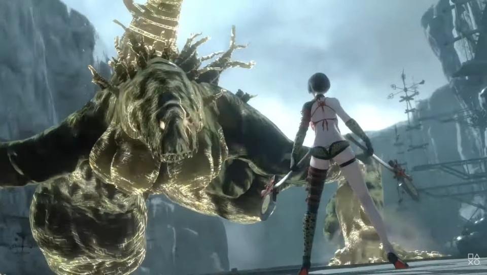 Nier Replicant Remaster - Kabuki Outfit Kaine