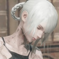 NieR Replicant Remaster - Kaine A2 Outfit