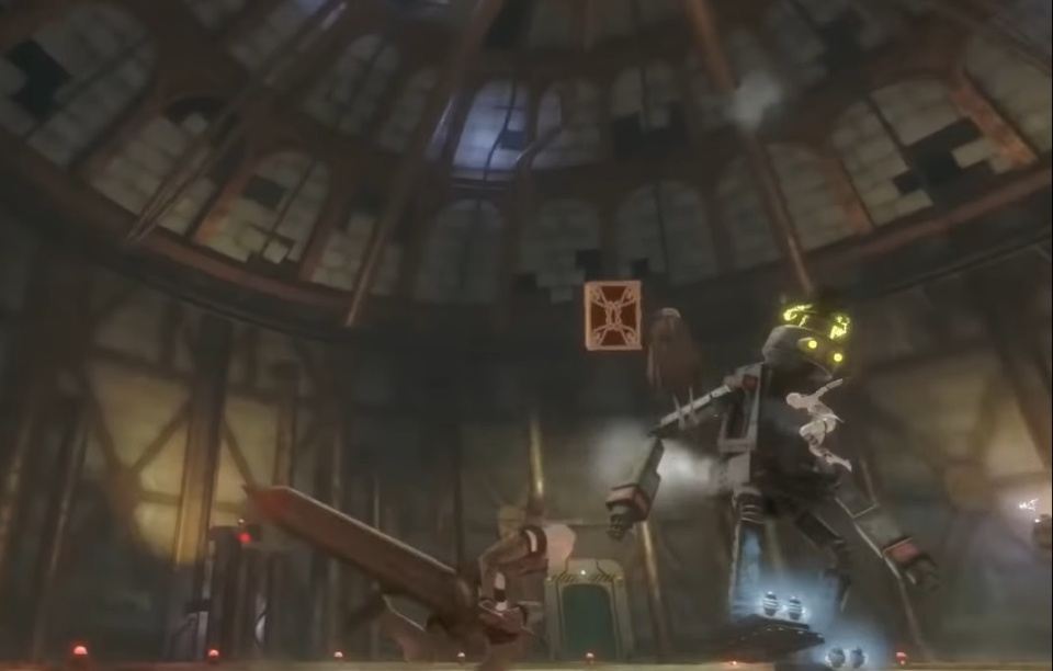 Nier Replicant Remaster - P-33 and Kalil Boss Guide